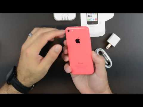 Iphone 5c Unboxed Pink Gb Version