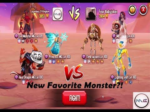Darmith's Bodyguard Level 1-100   Best Skills + PvP Combat   Monster Legend