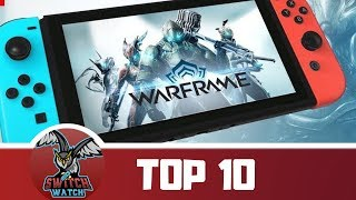 Top 10 things you need to know about WARFRAME on Nintendo Switch RIGHT NOW!