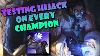 All Sylas Ult Interactions | League of Legends