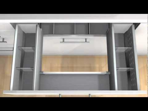 Blum Sink Pull Out   The Storage Wonder Under The Sink.flv