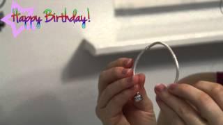 Браслет Pandora из серебра с замком p-lock видеообзор | BeautyGuild