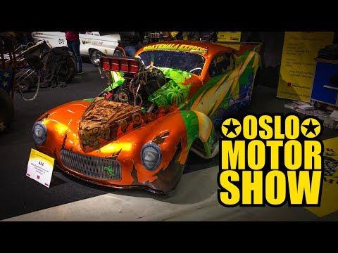 Oslo Motor Show 2017 Walkthrough