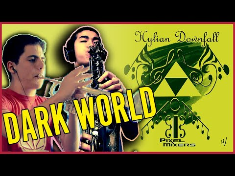 Zelda: A Link to the Past - Dark World [Jazz Fusion Cover]
