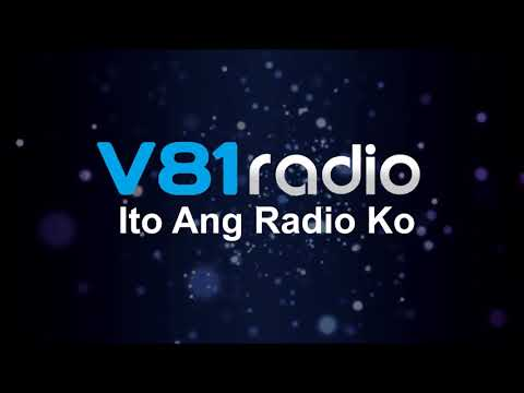 Ito Ang Radio Ko (V81 Radio Theme Song) | Lyric Video