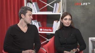 Евгений Хмара и Евгения Тимошенко приглашают на благотворительный концерт 'Музыкотерапия'