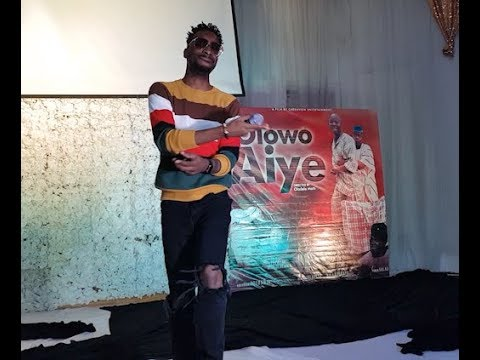 9ice got Yoruba Actor go crazy with his Music and SHAKU SHAKU Dance Move