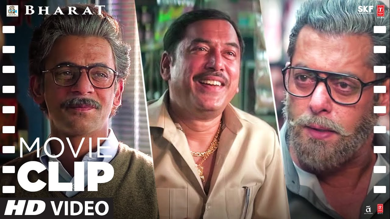 Sher Shikar Karna Nahin Bhula! | Bharat | Movie Clip | Action Scene | Salman Khan,Katrina K ,Sunil G