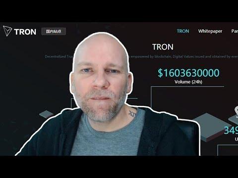 How to buy TRON TRX using the Binance Exchange