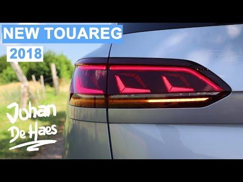 VW TOUAREG 2018 - DETAILED LOOKS (EXTERIOR, LIGHTS, INTERIOR)