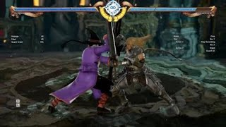 SOULCALIBUR™Ⅵ Reversal edge tracks after auto guarding if held