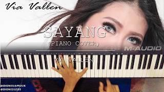 Download lagu Via Vallen - Sayang (Piano Cover)