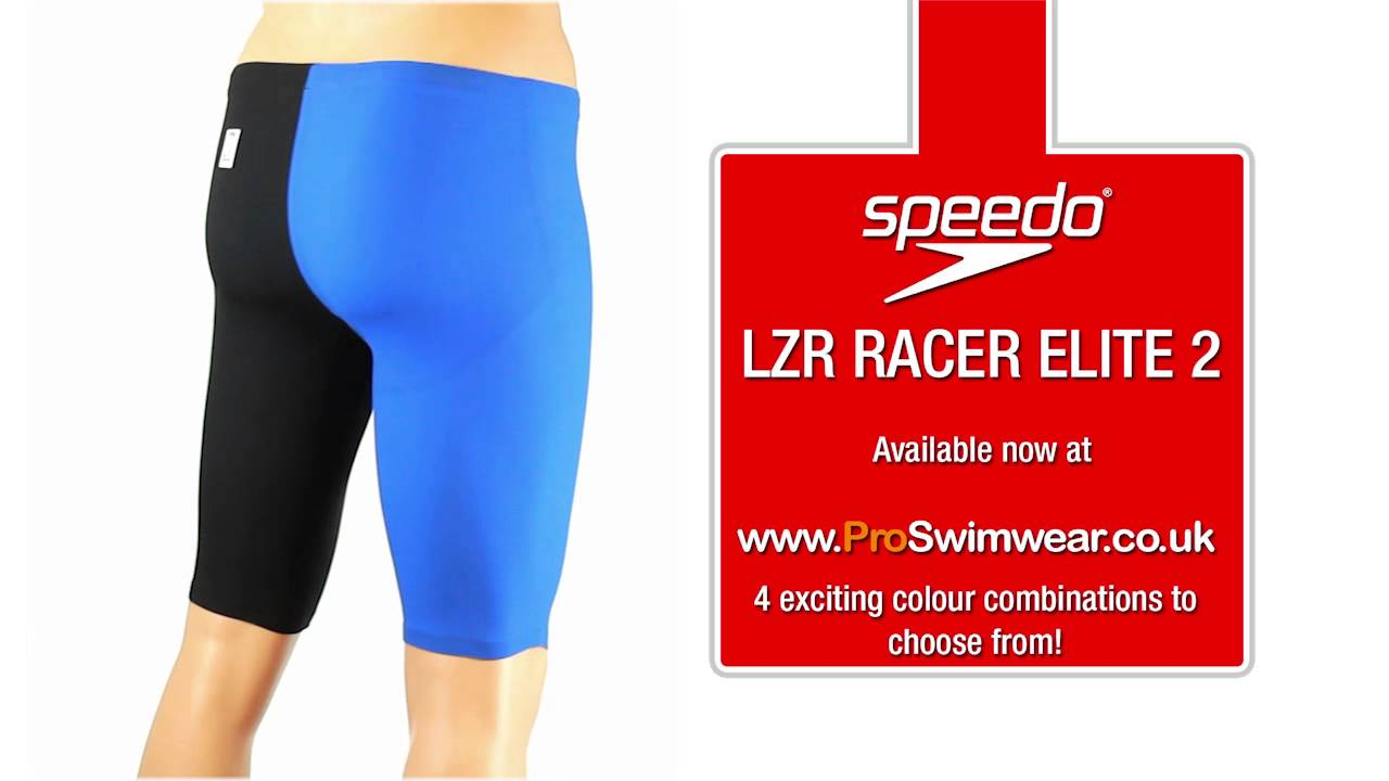 906b45be14 NEW* 2014 LZR Racer Elite 2 Jammers Black/Blue - Presented by ...