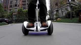 Xiaomi Ninebot Bluetooth controlled Mini Segway Outdoor Ride(, 2015-11-26T21:00:00.000Z)