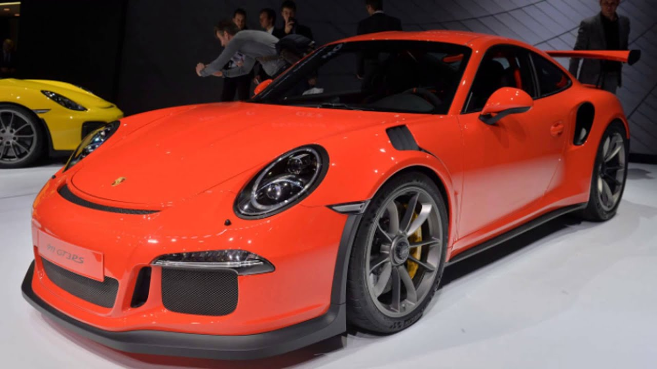 Porsche 911 gt3 rs review 2017 autocar - 2017 2016 Porsche 911 Gt3 Rs New Luxury Sport Car Reviews Release Date Youtube