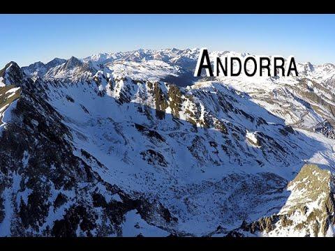 Andorra - 4K Drone