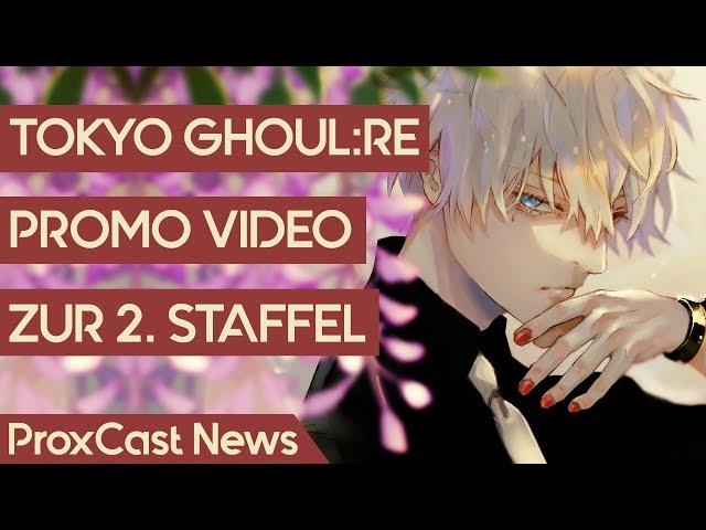Neue Promo-Videos – Tokyo Ghoul:re 2, Kishuku Gakkou no Juliet und mehr | Anime-News #68