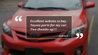 Olathe Toyota Parts Center Reviews and Testimonials