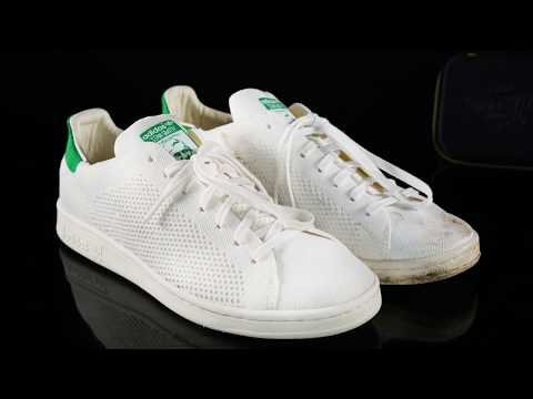 How To Clean Adidas Stan Smith with Crep Protect Cure