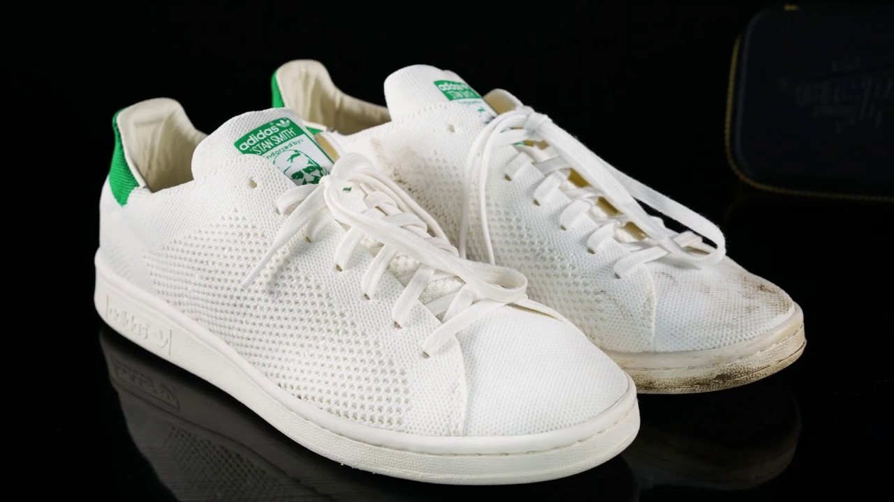 purchase cheap fd00e 68bcc How To Clean Adidas Stan Smith with Crep Protect Cure