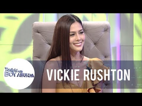 Vickie Talks About Her Performance On The Bb. Pilipinas 2019 Q & A | TWBA