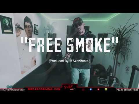 "#410 Skengdo X AM X JaySlapit (UK Drill Type Beat)   ""Free Smoke"" (Prod. @SxbzBeats. X @Moneyevery_)"