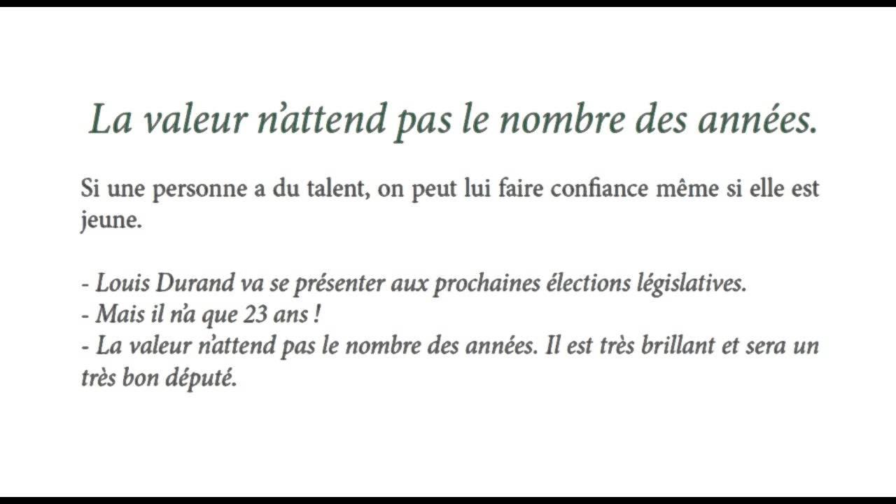 maxresdefault 100 proverbes franÇais et leur signification 2 10 youtube