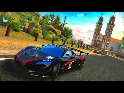 asphalt 8 mclaren p1 gtr cloud nine 1 doovi. Black Bedroom Furniture Sets. Home Design Ideas
