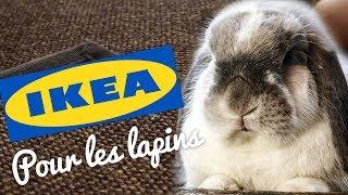 IKEA pour les lapins