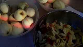 Przepis z Polskich jabłek mus,dżem,przecier