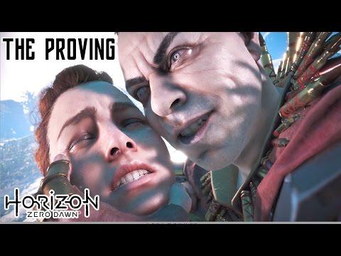 Horizon Zero Dawn - The Proving & Aftermath - Full - Big Spoilers