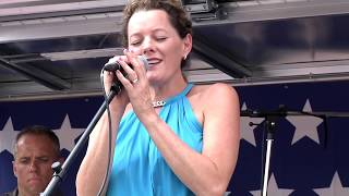 Julie and the Blue Boys Besame Mucho Fussa Tanabata Festival(Americ...