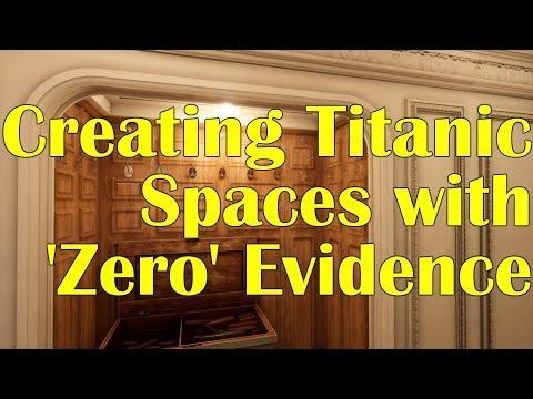 Creating Titanic Spaces with 'Zero' Evidence
