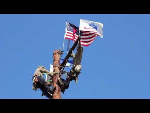 FirstEnergy's Power Systems Institute (PSI) Students Honor U.S. Military