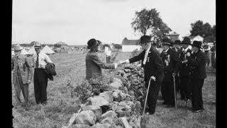 Battle of Gettysburg 75th anniversary (1938)  Paramount & Universal Newsreels
