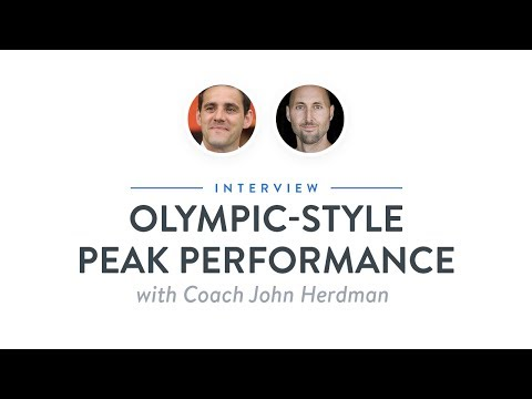 Interview: Olympic-Style Peak Performance with Canadian Women's National Soccer Coach John Herdman