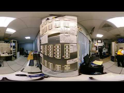360度影片:中午控盤實況(看起來不忙,但腦袋很忙,一做錯列車就卡到而晚分)