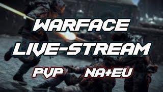 Somewhat Decent? - Warface Live-Stream
