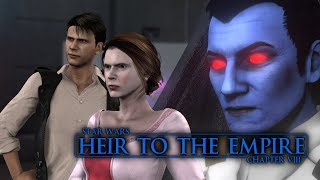 Star Wars: Heir to the Empire - Chapter 8