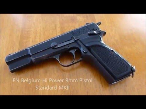 FN Belgium Hi Power 9mm from AIM Surplus - Calguns net