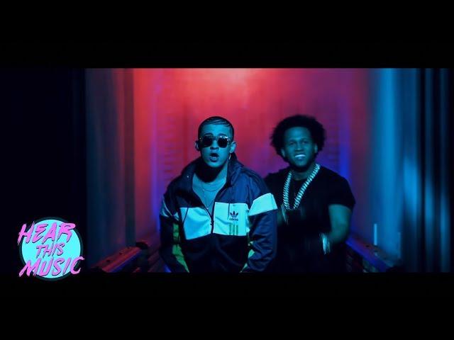Bad Bunny X El Alfa El Jefe - Dema Ga Ge Gi Go Gu [Video Oficial]