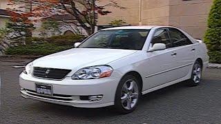 tvk「新車情報」公式 トヨタ マークⅡ 2000年11月27日放送