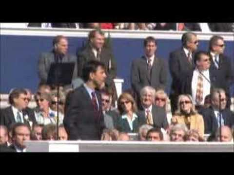 Bobby Jindal is inaugurated Louisiana Governor