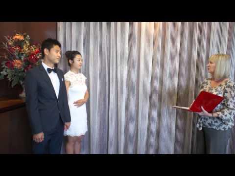Australia Simple Wedding