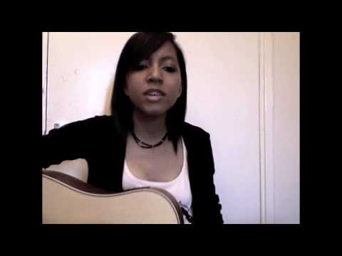 He Loves You - The Pretty Reckless Acoustic Cover w/ chords - YouTube