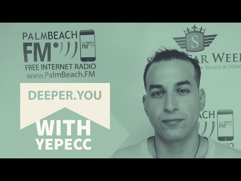 DJ Yepecc  Deep House • Palm Beach Radio LIVE