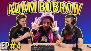 ADAM BOBROW THE VOICE OF TABLE TENNIS  | TableTennisDaily Podcast #4