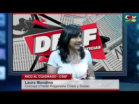 Laura Mondino: Vamos a recibir un municipio en crisis