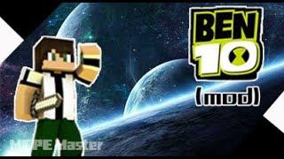 Minecraft PE - Ben 10 Mod - Offizieller trailer