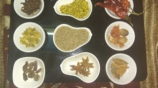 Garam Masala Hommade Easy Recipe